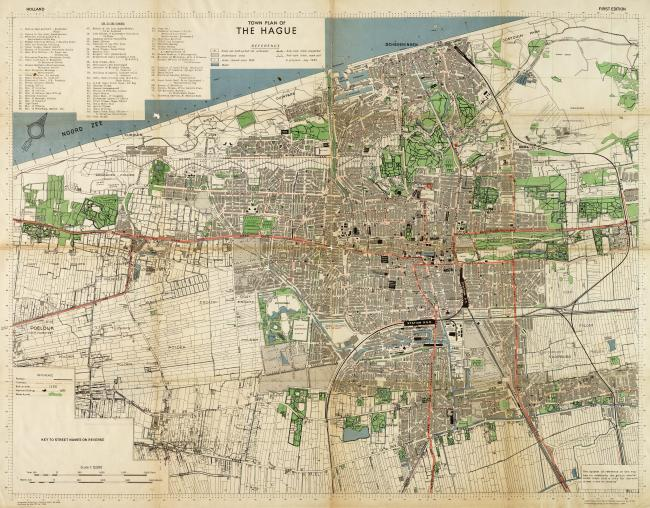 Georeferencing and digitizing old maps with GDAL